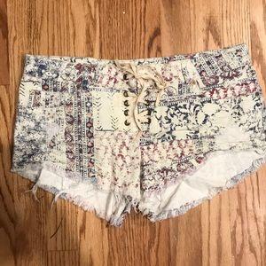 Billabong Lite Hearted Denim Shorts